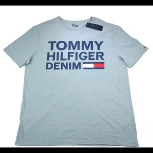 Tommy Hilfiger Denim Mens Crewneck T shirt XL